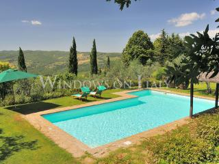 Castello Di Panzano 10 - Windows On Italy - Tuscany vacation rentals