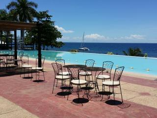 Beautiful Penthouse with Panoramic Oceanview and in front of  a White Sandy Beach, Cebu (Mactan Island) - Passi City vacation rentals