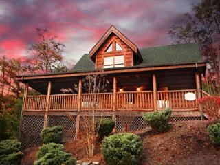 Absolutely Fabulous a 1BR gated resort cabin without steep winding roads - Sevierville vacation rentals