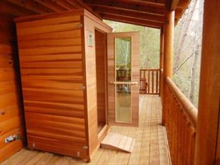 Natural Beauty, Modern Luxury, Private Deck, Hot Tub/Sauna, Sleeps 6, Swing - Sevierville vacation rentals