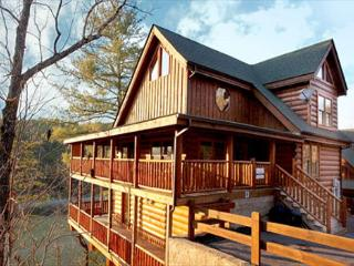 Blessed Nest a four bedroom cabin - Sevierville vacation rentals