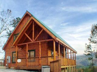 Heavenly View a one bedroom cabin - Tennessee vacation rentals