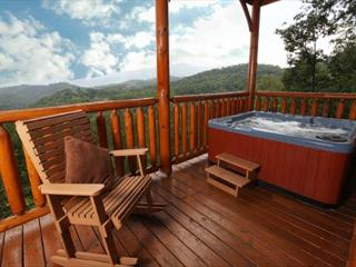 His Amazing Grace, 2BR,  3 Private Covered Decks, Loft Game Room, Sleeps 12 - Sevierville vacation rentals