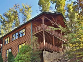 Smoky Mountain Escape a two bedroom cabin full of activities for all ages. - Gatlinburg vacation rentals