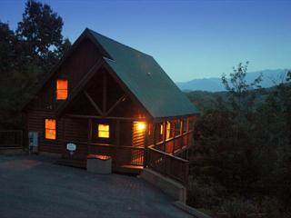 Tranquility a two bedroom cabin located minutes from the tranquil Smoky Mtns. - Pigeon Forge vacation rentals