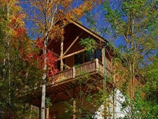 Secluded Romance a one bedroom Pigeon Forge cabin. - Sevierville vacation rentals