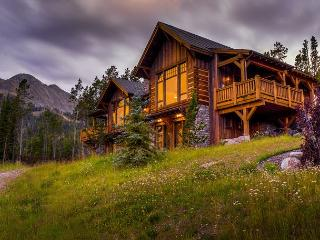 Great Rates in this Moonlight Basin Luxury Slopeside Duplex! - Big Sky vacation rentals