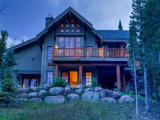 Fantastic 3BR+Loft/4BR Ski-In, Ski-Out Home in Moonlight Basin - Big Sky vacation rentals