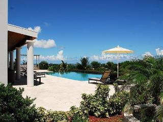 Belle Vue: 4 Bedroom Amazing 180° views of Orient Bay | Island Properties - Bonaire vacation rentals