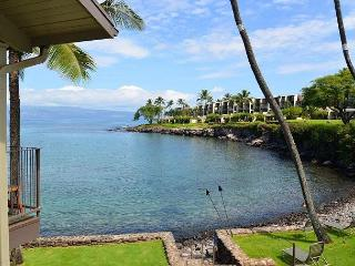 Oceanfront at Honokeana Cove! Unit #204. Swim with the Turtles! - Lahaina vacation rentals