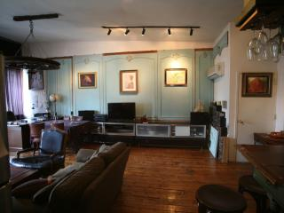Historical Firehouse Art Loft  with pretty garden - Jersey City vacation rentals
