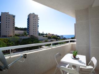 Calpe apartment,pool,seaview,fitness,paddlecourt - Calpe vacation rentals