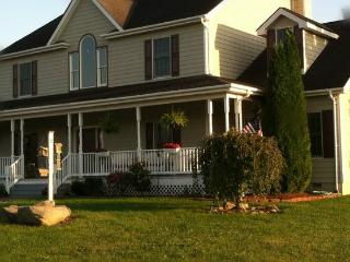 Asheville's Making Memories Ranch - Horse Shoe vacation rentals