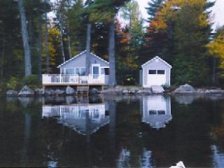 Cozy House with Deck and Porch - Eastbrook vacation rentals