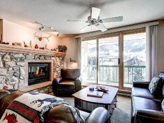 Comfortable Condo with Shared Outdoor Pool and Garage - Beaver Creek vacation rentals