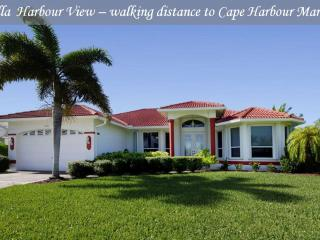 Villa Harbour View - Gulf access home, walking distance to Cape Harbour Marina - Cape Coral vacation rentals