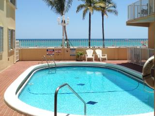 OCEAN VIEW FROM EVERY ROOM. FEW STEPS TO  BEACH. - Bay Harbor Islands vacation rentals