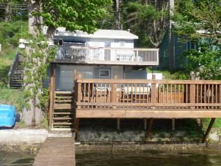 Blue Lagoon - cottage on Lamoka Lake - Finger Lakes vacation rentals