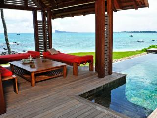 4BR Beachfront Luxury villa near Grand Bay (Ka) - Mauritius vacation rentals