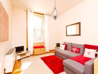 Central 1 bed apt for up to 4 - free parking/wifi! - Edinburgh vacation rentals