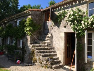 16th Century quiet rural property in 1 acre garden - Saint-Etienne-du-Bois vacation rentals