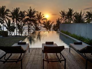 NEW 3BR ABSOLUTE BEACHFRONT VILLA - MENGENING 2 - Canggu vacation rentals