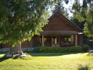 Beautiful Log Home in Clark Fork - Clark Fork vacation rentals
