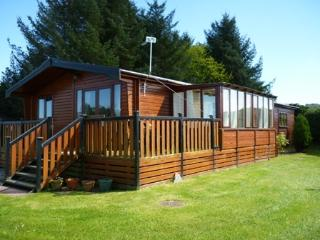 Nice Lodge with Deck and Internet Access - Cromarty Firth vacation rentals