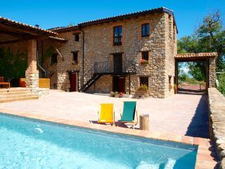 Eco Villa with natural pool in the Pyrenees - Bellver de Cerdanya vacation rentals