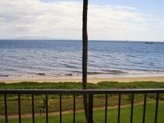 Sugar Beach Resort 1 Bedroom Ocean Front 222 - Kihei vacation rentals