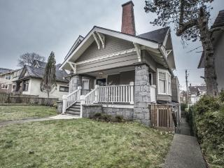 Beautiful 1 Bedroom Cambie Village Near Downtown - Vancouver Coast vacation rentals