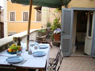 Artistic Penthouse Terraced - Rome vacation rentals