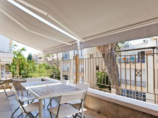 Home Sweet Home, steps away from Gordon & Hilton Beach - Tel Aviv vacation rentals