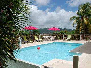 Bright 2 bedroom Le Robert Apartment with Internet Access - Le Robert vacation rentals