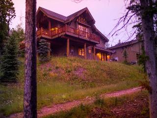 Beautiful Moonlight Mountain Home with Perfect Ski-In, Ski-Out Access - Big Sky vacation rentals