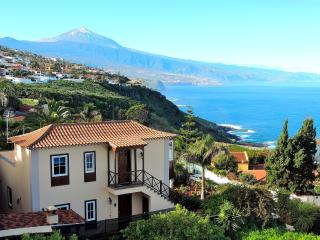 Tranquility, good climate, view sea and Teide. - El Sauzal vacation rentals