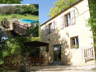 Maison Marianne et sa piscine en Périgord Noir - La Bachellerie vacation rentals