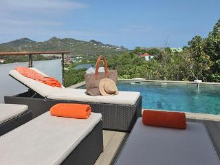Contemporary villa with fully equipped kitchen & pool terrace WV MBL - Saint Jean vacation rentals
