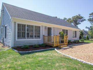 KOSE2 - Classic Updated Summer Katama Cottage, A/C Bedrooms, WiFi, 1.5 Miles to South Beach and same to Village Center - Edgartown vacation rentals