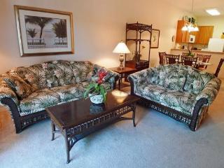 Wonderful Two Bedroom Condo With Resort Amenities. 107RR - Orlando vacation rentals