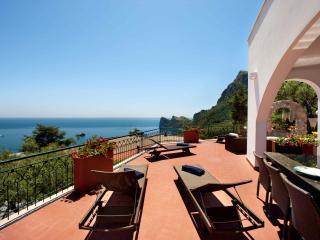 VILLA MARIANNA - Massa Lubrense vacation rentals