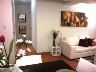Miraflores Modern and Centrally located 2BR ap. - Lima vacation rentals