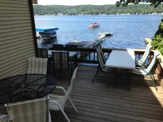 Conesus Lake, NY  5 Bedroom Lake House - Dansville vacation rentals