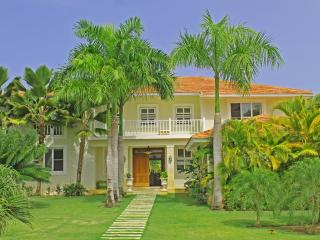 Breathtaking 6 Bedroom Villa Private Chef & Pool! - Punta Cana vacation rentals