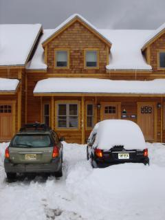 On-Mountain Luxury Alpine Townhouse at Sugarloaf - Carrabassett Valley vacation rentals