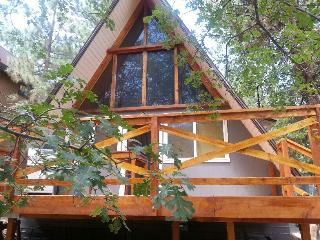 Classic Big Bear A Frame Cabin - Big Bear City vacation rentals