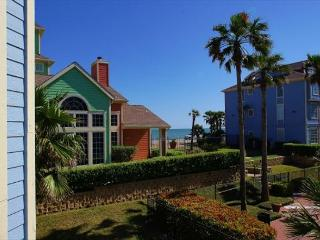 Dawn 325 is a One Bedroom Directly Over the Pool with Slight Gulf View - Galveston vacation rentals
