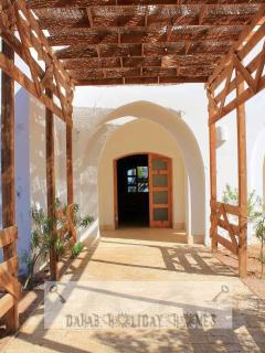 Nice 2 bedroom Dahab Villa with Deck - Dahab vacation rentals