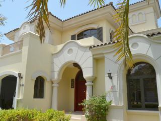 Palm Jumeirah Villa 4 Bedroom B16 - Palm Jumeirah vacation rentals
