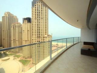 Marina Trident 2 bed - Dubai vacation rentals